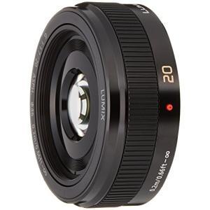 パナソニック 単焦点レンズ マイクロフォーサーズ用 ルミックス G 20mm/F1.7 II ASP...