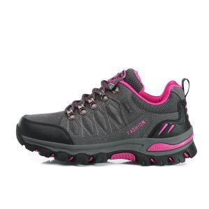 Ziitop トレッキング シューズ メンズ ハイキング ブーツスポーツシューズ レディース 通気性 登山靴 アウトド 歩く靴 アンチスリッ|nomad