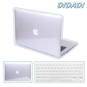MacBook 12インチ ケース+日本語 キーボード カバー JIS配列 DiDaDi PC マッ...
