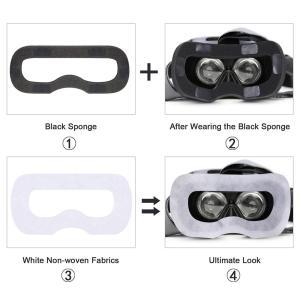 Geekria アイマスク HTC Vive カバー VR体験用 衛生布 Facial Mask E...