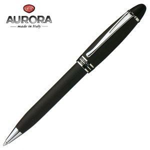 高級 ボールペン 名入れ アウロラ イプシロン・サテン ボールペン ブラック B30-N|nomado1230
