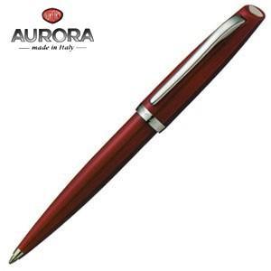 高級 ボールペン 名入れ アウロラ スタイル パプリカレッド ボールペン E32PRP|nomado1230
