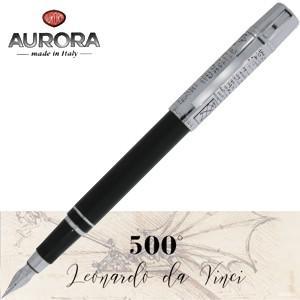 アウロラ 限定生産品 Leonardo da Vinci 500 レオナルド・ダ・ヴィンチ500 万年筆 938-N|nomado1230