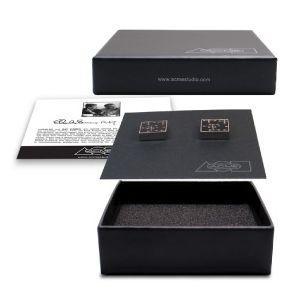 カフス アクメスタジオ デザイナー ル・コルビュジェ LE MODULOR/FIGUREシリーズ カフリンクス A1LC01C|nomado1230|02