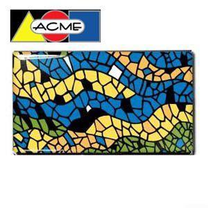 名刺入れ アクメスタジオ デザイナー アントニ・ガウディ MOSAICシリーズ ビジネス カードケース CAG01BC|nomado1230