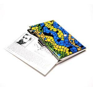 名刺入れ アクメスタジオ デザイナー アントニ・ガウディ MOSAICシリーズ ビジネス カードケース CAG01BC|nomado1230|02