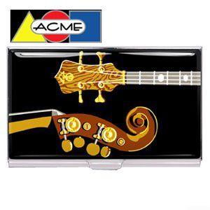 アクメスタジオ デザイナー スタンリー・クラーク FOUR STRINGS カードケース CCS01BC|nomado1230