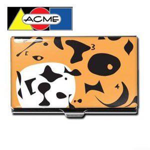名刺入れ アクメスタジオ デザイナー チャールズ&レイ・イームズ COLLAGEシリーズ ビジネス カードケース CE01BC nomado1230