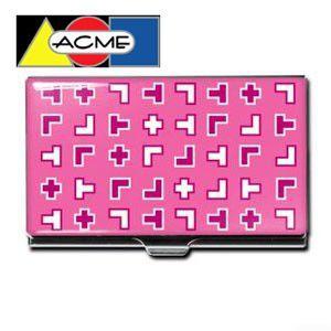 名刺入れ アクメスタジオ デザイナー カリム・ラシッド ANGLESシリーズ ビジネス カードケース CKR17BC nomado1230