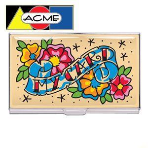 アクメスタジオ デザイナー ポール・ティムマン TRADITIONALシリーズ ビジネス カードケース CPT01BC|nomado1230