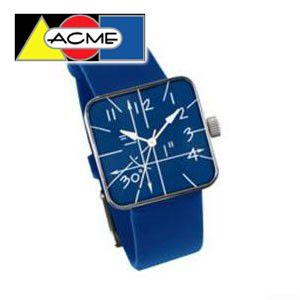 アクメスタジオ デザイナー コンスタンチン・ボイム BLUEPRINT IIシリーズ 時計 ブルー QCB05W-1|nomado1230