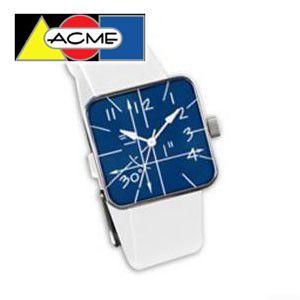 アクメスタジオ デザイナー コンスタンチン・ボイム BLUEPRINT IIシリーズ 時計 ホワイト QCB05W-2|nomado1230