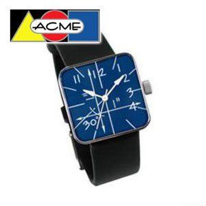 アクメスタジオ デザイナー コンスタンチン・ボイム BLUEPRINT IIシリーズ 時計 ブラック QCB05W|nomado1230