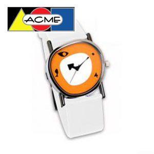 アクメスタジオ デザイナー チャールズ&レイ・イームズ COLLAGEシリーズ 時計 ホワイト QE01W-2 nomado1230