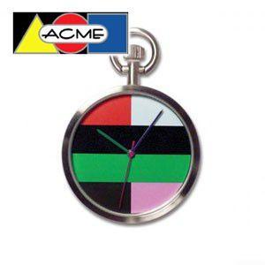 アクメスタジオ デザイナー ジーン・メイヤー BAR SECTIONシリーズ 時計 QGM03PW nomado1230