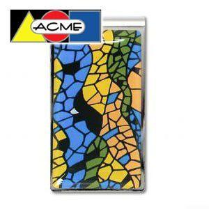 マネークリップ アクメスタジオ デザイナー アントニ・ガウディ MOSAICシリーズ マネークリップ ZAG01MC|nomado1230