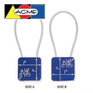 キーホルダー アクメスタジオ デザイナー コンスタンチン・ボイム BLUEPRINTシリーズ キーリング ZCB01KR|nomado1230