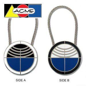 キーホルダー アクメスタジオ デザイナー フランク・ロイド・ライト LOGGIA GATESシリーズ キーリング ZW03KR|nomado1230