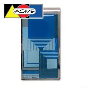 マネークリップ アクメスタジオ デザイナー フランク・ロイド・ライト BILTMORE-BLUEシリーズ マネークリップ ZW49MC|nomado1230