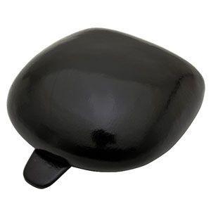 コインケース メンズ 革 名入れ イル・ブセット スクエア型 コインケース ブラック IBscoincaseBK|nomado1230