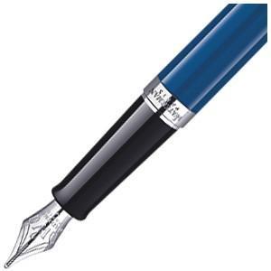万年筆 名入れ ウォーターマン ブルーオブセッション コレクション メトロポリタン エッセンシャル 万年筆 ブルーCT 1904582AS|nomado1230|02