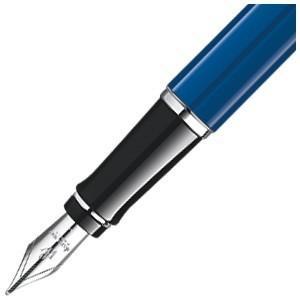 万年筆 名入れ ウォーターマン ブルーオブセッション コレクション エキスパート デラックス 万年筆 ブルーCT 1904586AS nomado1230 02
