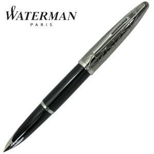 万年筆 ウォーターマン カレン・デラックス コンテンポラリー 万年筆 ブラックST S2227113|nomado1230
