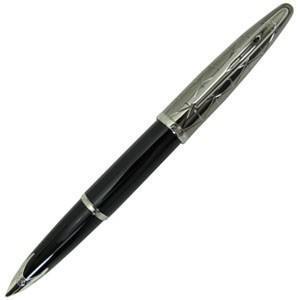 万年筆 ウォーターマン カレン・デラックス コンテンポラリー 万年筆 ブラックST S2227113|nomado1230|05