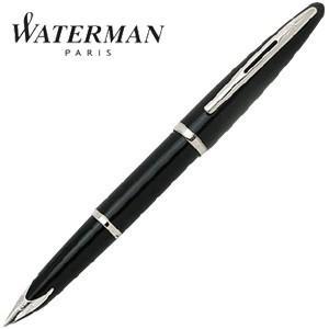 万年筆 名入れ ウォーターマン カレン 万年筆 ブラックシーST S2228182|nomado1230