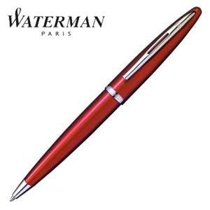 高級 ボールペン 名入れ ウォーターマン カレン ボールペン グロッシーレッドST S2229332|nomado1230