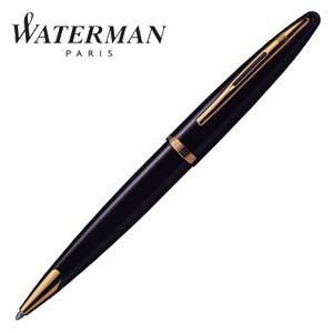高級 ボールペン 名入れ ウォーターマン カレン ボールペン ブラックシーGT S2228362|nomado1230