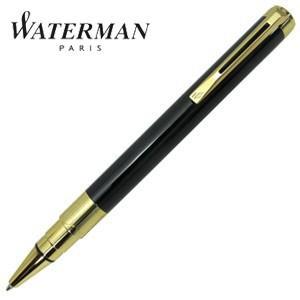高級 ボールペン 名入れ ウォーターマン パースペクティブ ボールペン ブラックGT S2236302|nomado1230