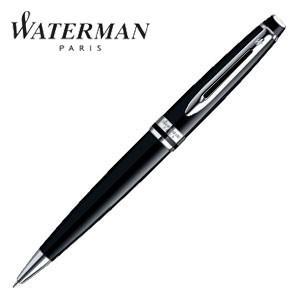 高級 ボールペン 名入れ ウォーターマン エキスパート エッセンシャル ボールペン ブラックCT S0951790|nomado1230