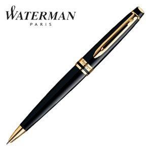 高級 ボールペン 名入れ ウォーターマン エキスパート エッセンシャル ボールペン ブラックGT S0951690|nomado1230