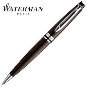 高級 ボールペン 名入れ ウォーターマン エキスパート エッセンシャル ボールペン ディープブラウンCT S0952270|nomado1230