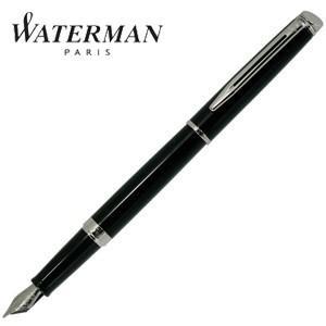 万年筆 名入れ ウォーターマン メトロポリタン エッセンシャル 万年筆 ブラックCT S225912-|nomado1230
