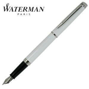 万年筆 名入れ ウォーターマン メトロポリタン エッセンシャル 万年筆 ホワイトCT S225913-|nomado1230