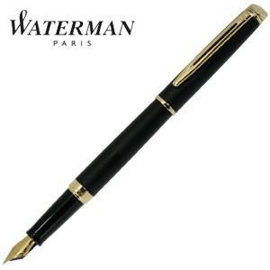 万年筆 名入れ ウォーターマン メトロポリタン エッセンシャル マットブラックGT 万年筆 S225914-|nomado1230