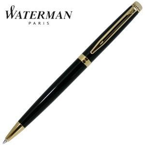 高級 ボールペン 名入れ ウォーターマン メトロポリタン エッセンシャル ボールペン ブラックGT S2259312|nomado1230