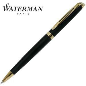 高級 ボールペン 名入れ ウォーターマン メトロポリタン エッセンシャル ボールペン マットブラックGT S2259342|nomado1230
