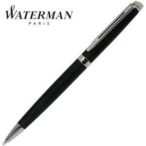 高級 ボールペン 名入れ ウォーターマン メトロポリタン エッセンシャル ボールペン マットブラックCT S2259352|nomado1230