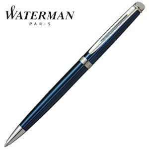 高級 ボールペン 名入れ ウォーターマン メトロポリタン エッセンシャル ボールペン メタリックブルーCT S0947090|nomado1230