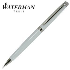 シャーペン 高級 名入れ ウォーターマン メトロポリタン エッセンシャル ペンシル ホワイトCT S0920980|nomado1230