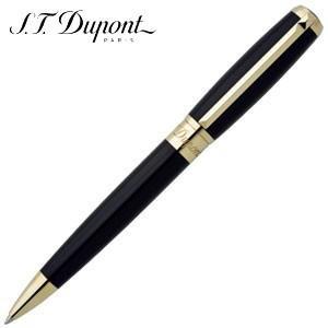エステーディポン エリゼ ミディアム ボールペン ブラック×ゴールド No. 417574|nomado1230