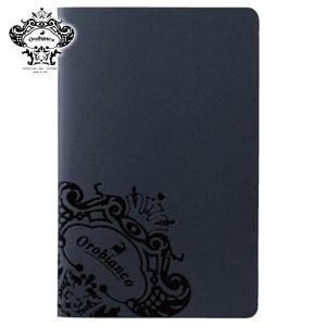 ノート 横罫 オロビアンコ ノートS 6ミリ横罫 5冊セット ブラック THV-KN02-8 nomado1230