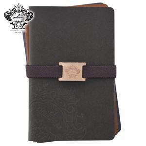 ノート オロビアンコ Orobianco Stationery ノートブック PAPIRETTE スモール 3冊パック THV-KN03|nomado1230