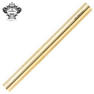 高級 ボールペン 名入れ オロビアンコ Orobianco BRASS 真鍮 ゲルインク ボールペン THV-PR01|nomado1230