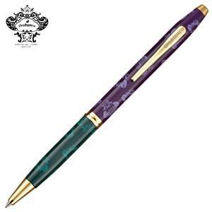 高級 ボールペン オロビアンコ MISTRAL ボールペン パープル THV-PR02V|nomado1230