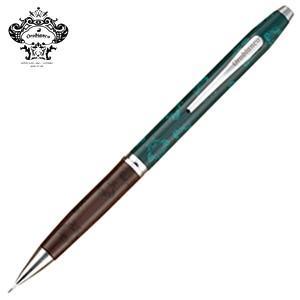 シャーペン 高級 オロビアンコ MISTRAL シャープペンシル グリーン THV-PS03G|nomado1230