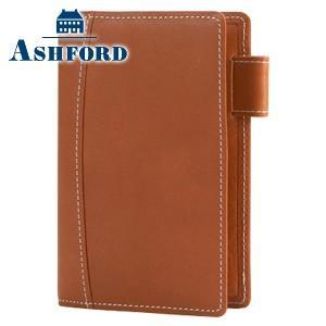 アシュフォード リフィールプレゼント 名入れ無料 タナローン2 M6 11ミリ 手帳 レッド2 1230-403|nomado1230